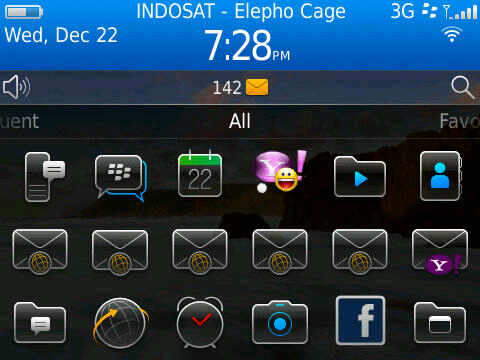 Upgrade Blackberry Onyx 9700 ke OS 6