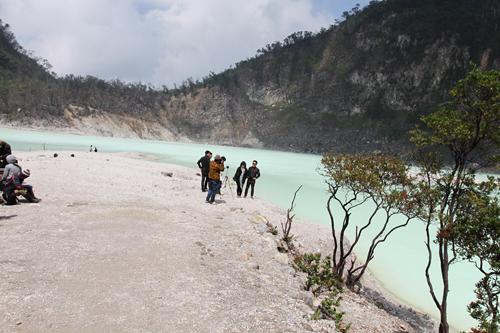 Kawah Putih Ciwidey, Bandung