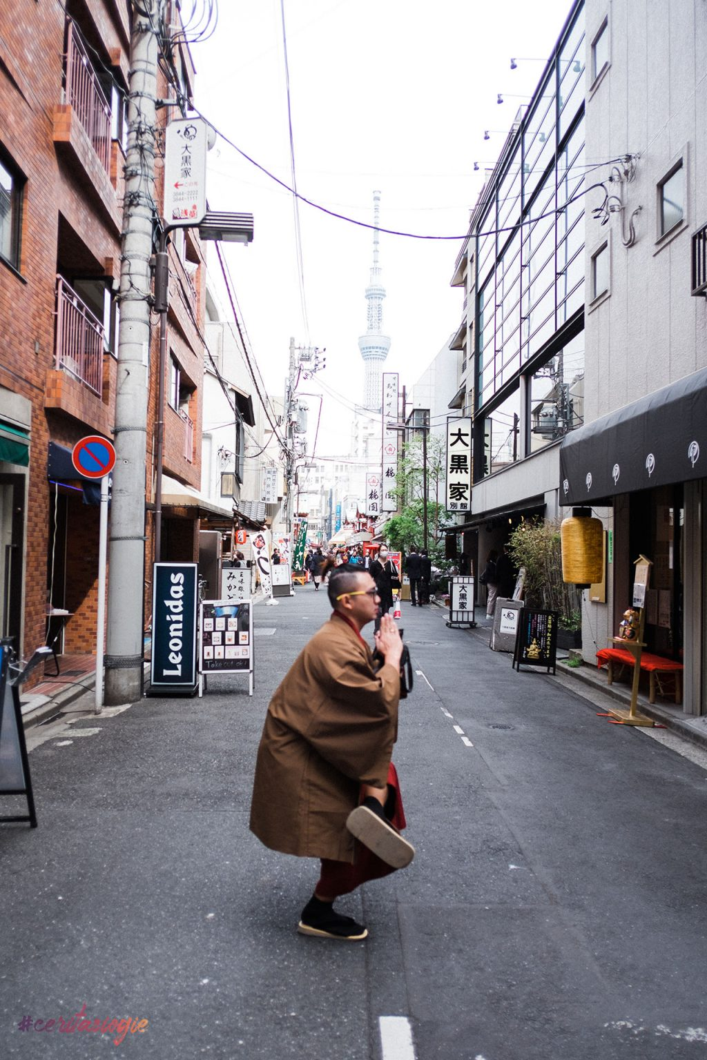 Sewa Kimono Keren di Tokyo