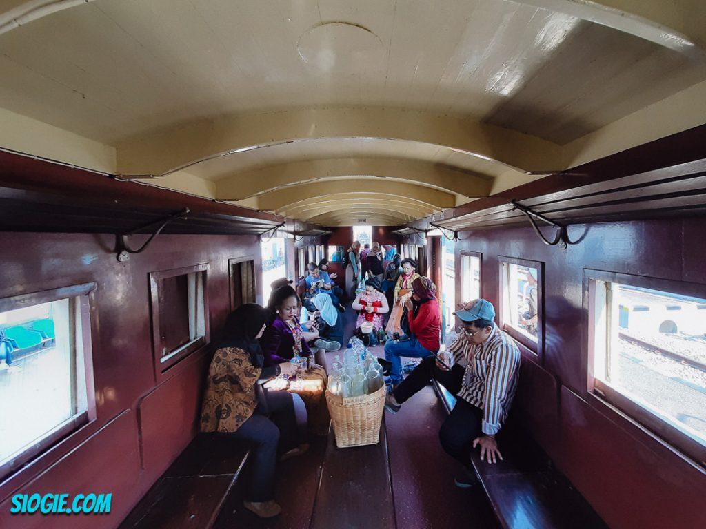 Kereta Uap Jaladara Solo
