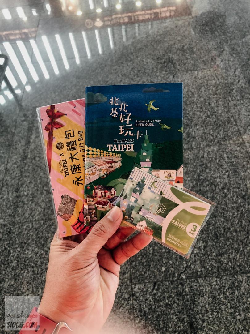 Itinerary Liburan ke Taipei Dengan Taipei Fun Pass