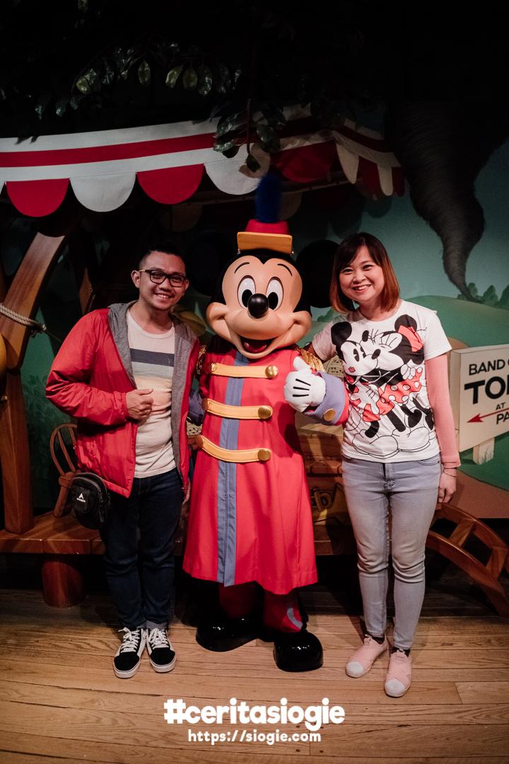 Minnie's House Tokyo Disneyland