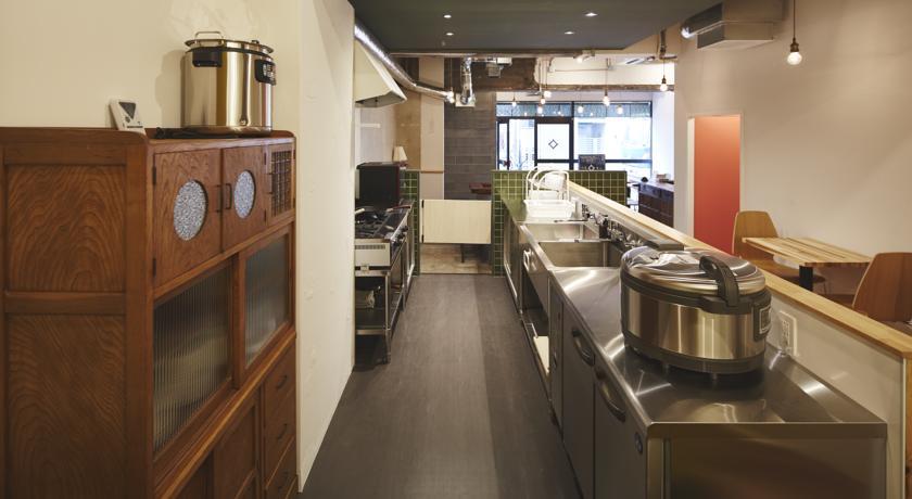 Review IRORI NIHONBASHI Hostel & Kitchen