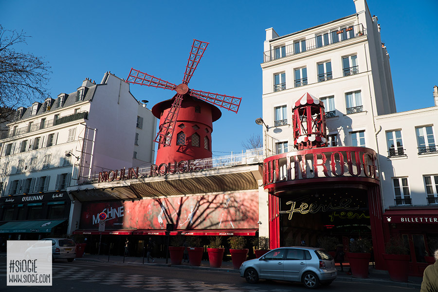 Moulin Rouge Europe Honeymoon Trip