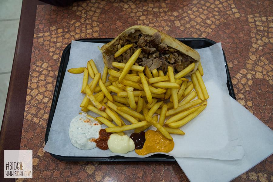 Kebab di Paris