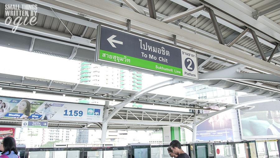 Stasiun BTS Bangkok