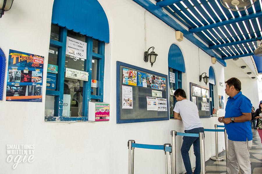 Santorini Park Cha Am Bangkok Thailand