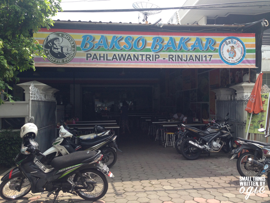 Bakso Bakar Pahlawan Trip Malang