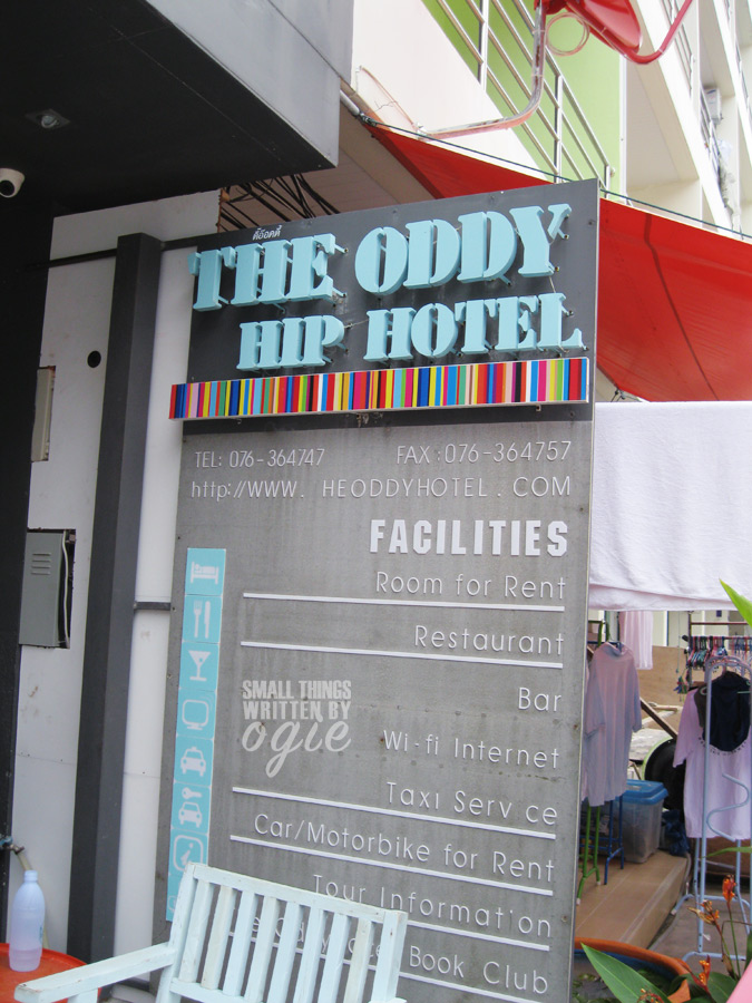 The Oddy Hotel Phuket