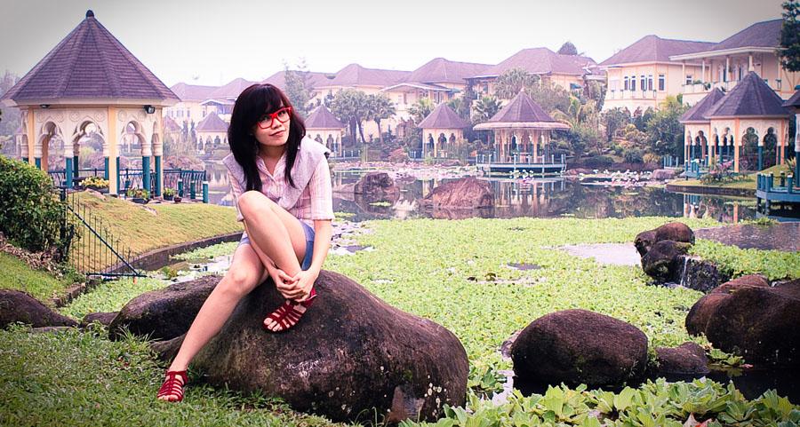 [PhotoShoot] Kota Bunga, Puncak April 2011